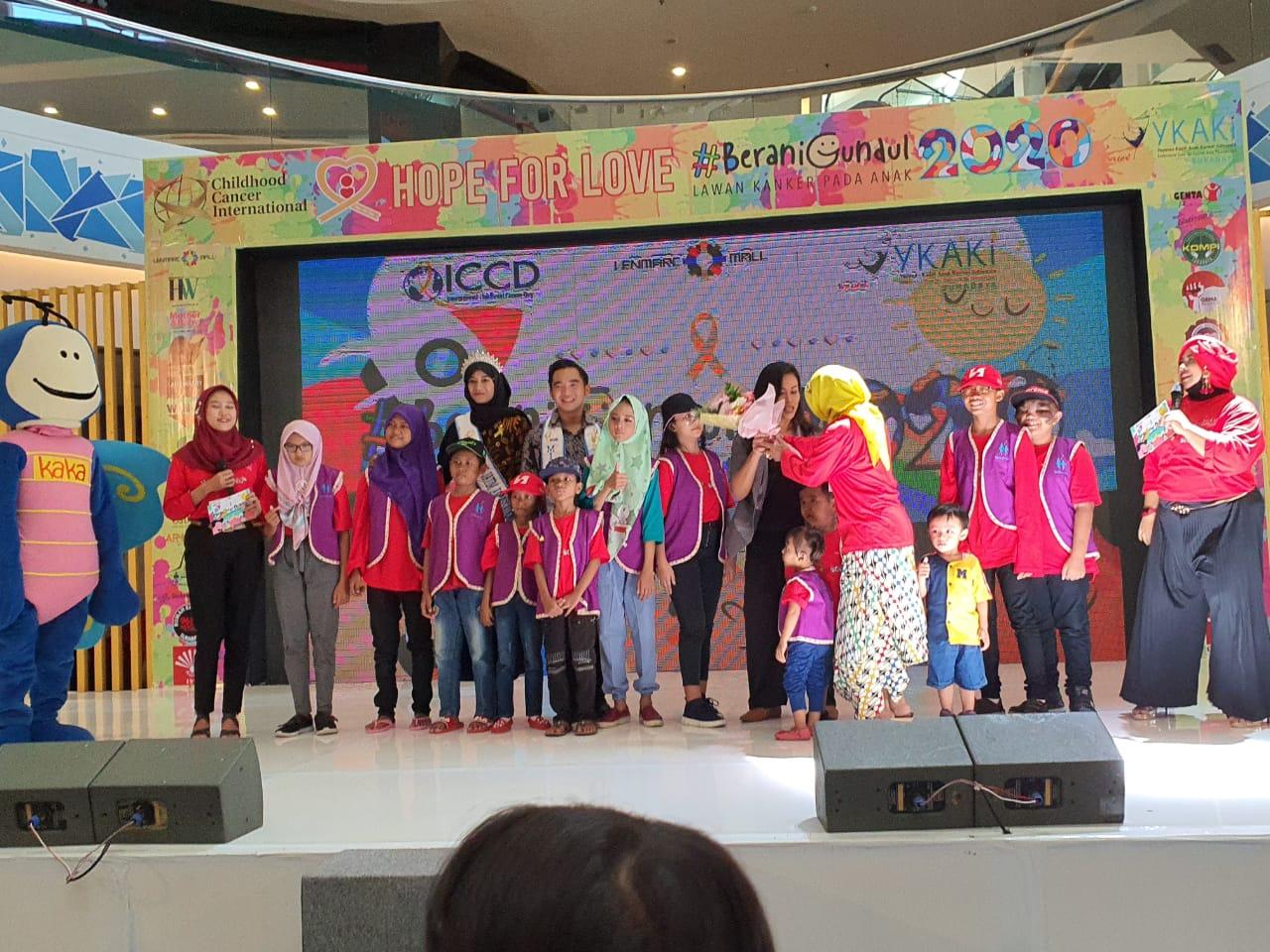 Gandeng YKAKI, Gema Indonesia Gelar Peduli Kasih Bagi Anak Penderita ...